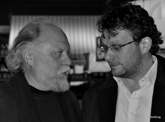 Igor and Peter Pomerantsev